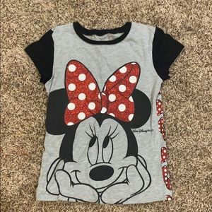 Minnie Mouse girls size XL T-shirt